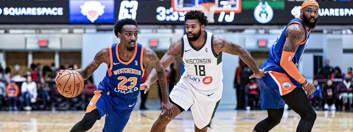 New York Knicks Tim Bond